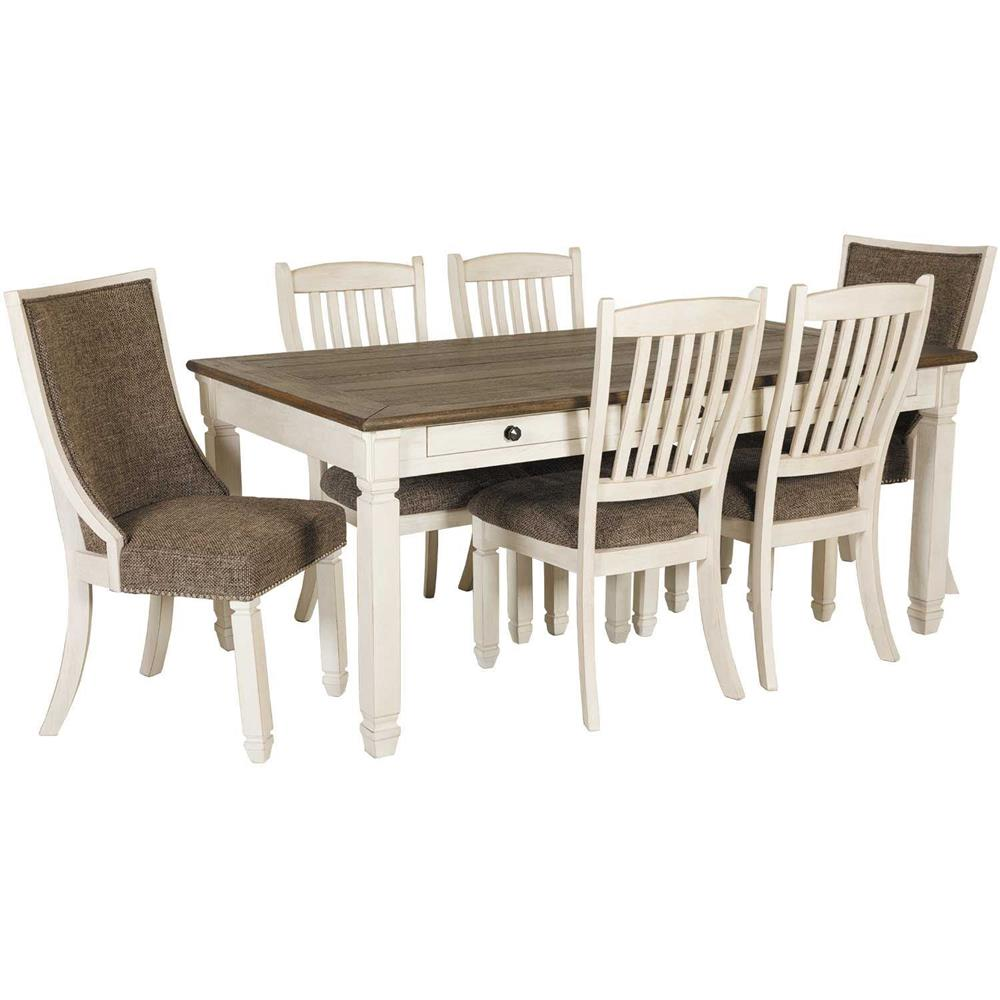 BOLANBURG 7 PIECE DINING SET Picture of Bolanburg 7 Piece Dining Set Picture of Bolanburg 7 Piece Dining Set   Picture of Bolanburg 7 Piece Dining Set